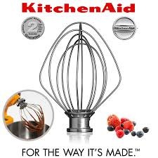 Kitchenaid Whisk 4.5 Quart Mixers K45WW Wire Whip Canada