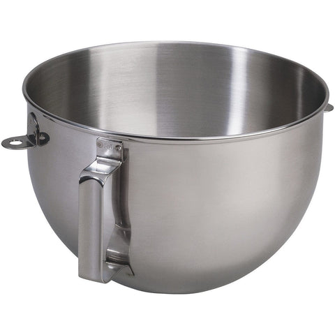 KitchenAid 5Qt. Bowl-Lift Polished Stainless Steel Bowl with Flat Handle