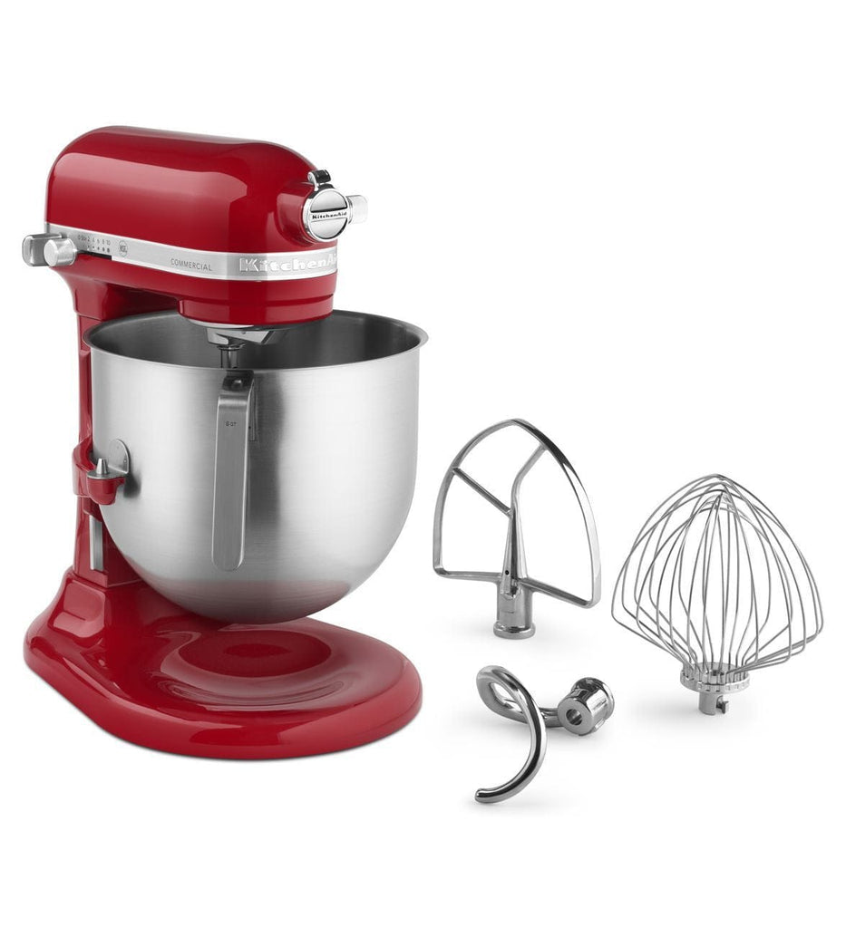 Kitchenaid 8 Qt Bowl Lift Stand Mixer Ksmc895er