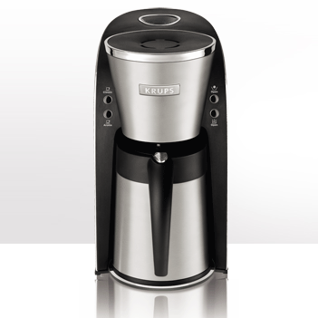 Krups® 10-cup Thermal Coffee Maker