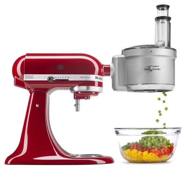 Kitchenaid Food Processor with dicing kit   Canada ksm2fpa