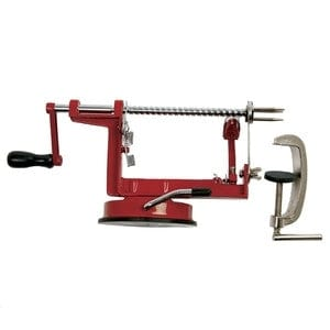 Norpro Apple Master w. Vacuum Base & Clamp (Red)