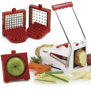 Norpro Delixe French Fry Cutter/ Fruit Wedger