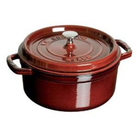 Staub French Oven - Oval - 4.6 L - Grenadine
