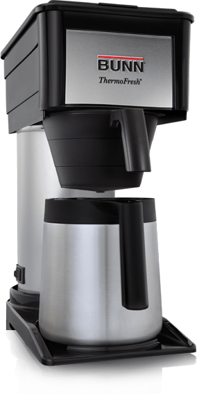 %name Bunn Coffee Maker Stainless Steel Carafe