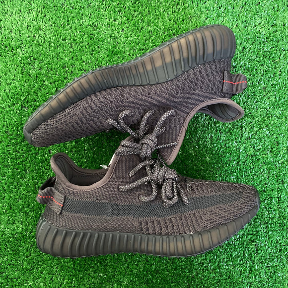 Adidas Yeezy Boost 350 V2 Static Black (Non-Reflective)
