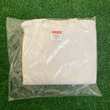 Supreme Smoke Tee -White
