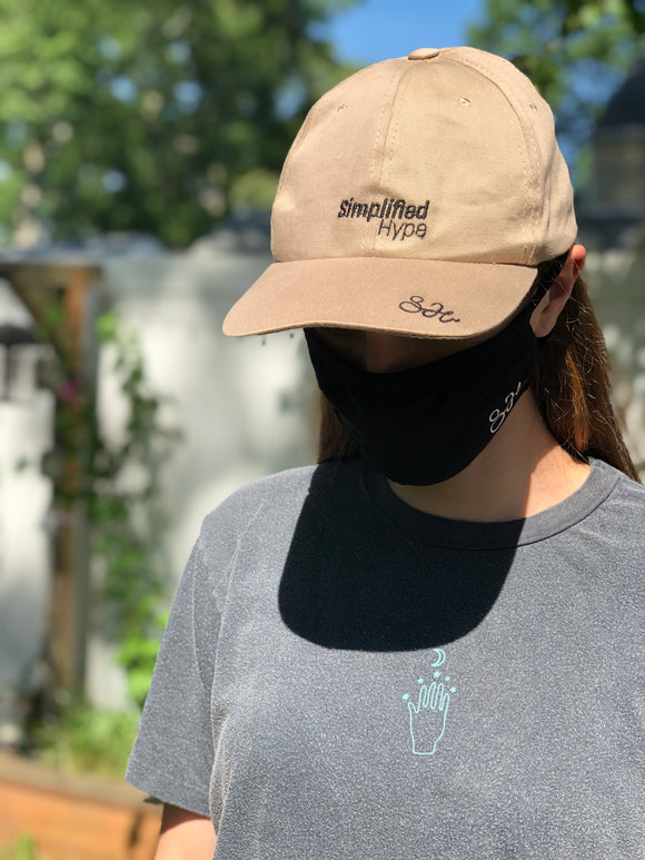 Simplified Hype Hat Khaki