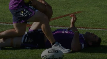 Melbourne Storm Talk About Hamstring Injuries Prevention With Supacore Coretech Compression.