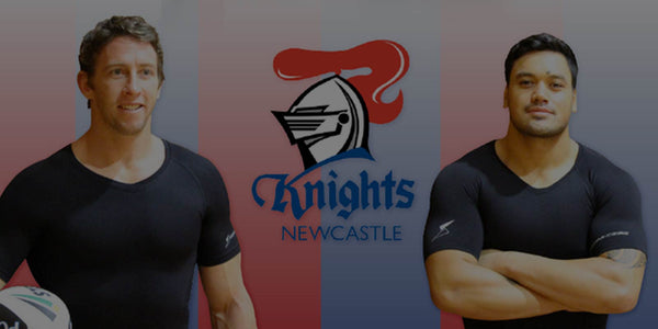 Knights announce partnership with Supacore