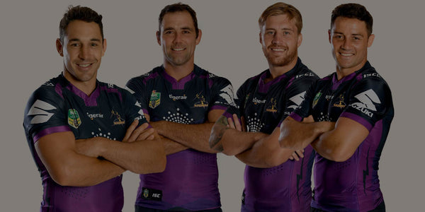 Melbourne Storm partners with Sports Tech disruptor Supacore