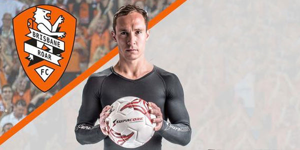 Supacore Compression Announce New Partnership With Brisbane Roar FC.