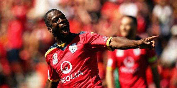 Bruce Djite from Adelaide United Interview with Supacore