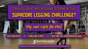 Supacore Legging Challenge - Catch The Fox!