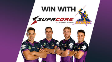 Win 1 of 5 Supacore + Melbourne Storm Prizes!