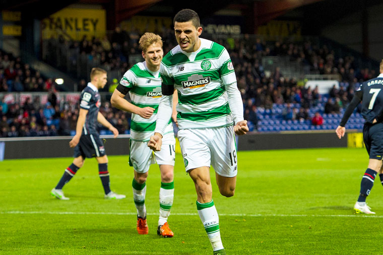 Tom Rogic in Supacore Long Sleeve Compression