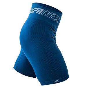 CORETECH® Compression Shorts for groin,hamstring , OP, and hip related injury - Denim