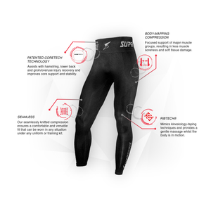 Patented Men's Compression Leggings