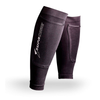 Calf Compression with Shin Pad Pocket - Black
