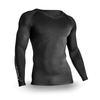 Supa X ® Long Sleeve Training Compression Top - Black