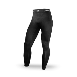 Seamless body Mapped Men's Recovery Compression Leggings