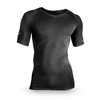 Supa X ® Short Sleeve Training Compression Top - Black