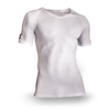 Supa X ® Short Sleeve Training Compression Top - White