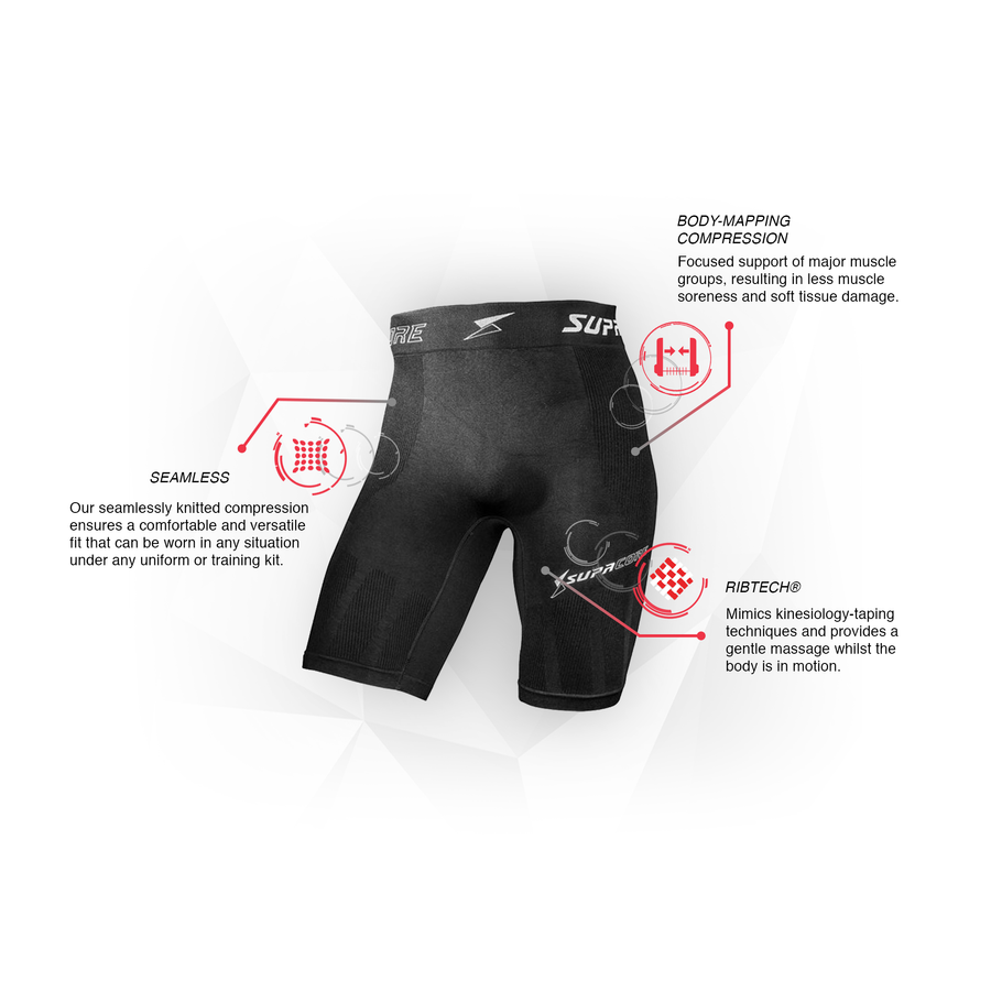 Supacore Training Compression Shorts