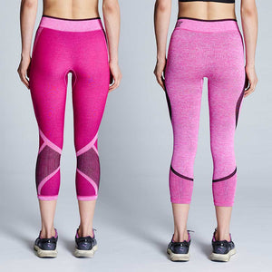 Women's Training Capri Leggings