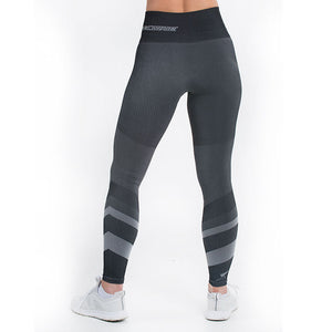 Patented Women's CORETECH® Injury Recovery and Postpartum Compression Leggings (Grey Jacinda)