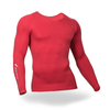 Supa X ® Long Sleeve Training Compression Top - LTD ED Red