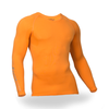 Supa X ® Long Sleeve Training Compression Top - LTD ED Orange