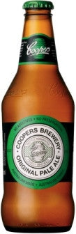 COOPERS PALE ALE 24 x 375ml CARTON