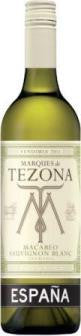 MARQUES DE TEZONA BLANCO 2011