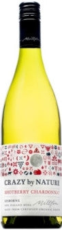 MILTON CRAZY BY NATURE CHARDONNAY 2014
