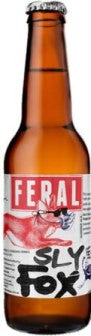 FERAL BREWING CO. SLY FOX SUMMER ALE 16 x 330ml carton.