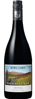 MCWILLIAM'S HIGH ALTITUDE SHIRAZ