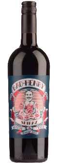 Bad Henry Shiraz