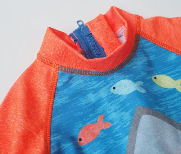 Baby Shark Peekaboo Swimsuit