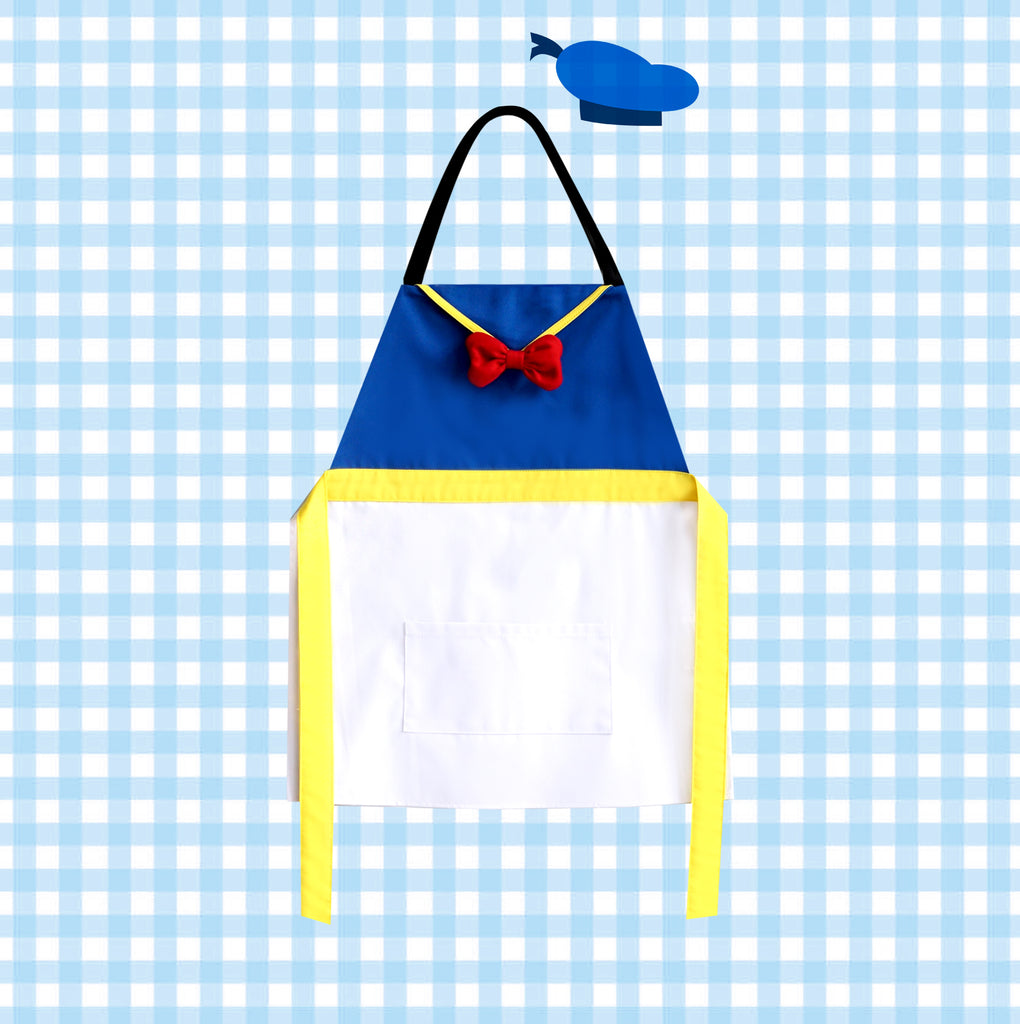 *NEW* Petite Activity Apron - Donald