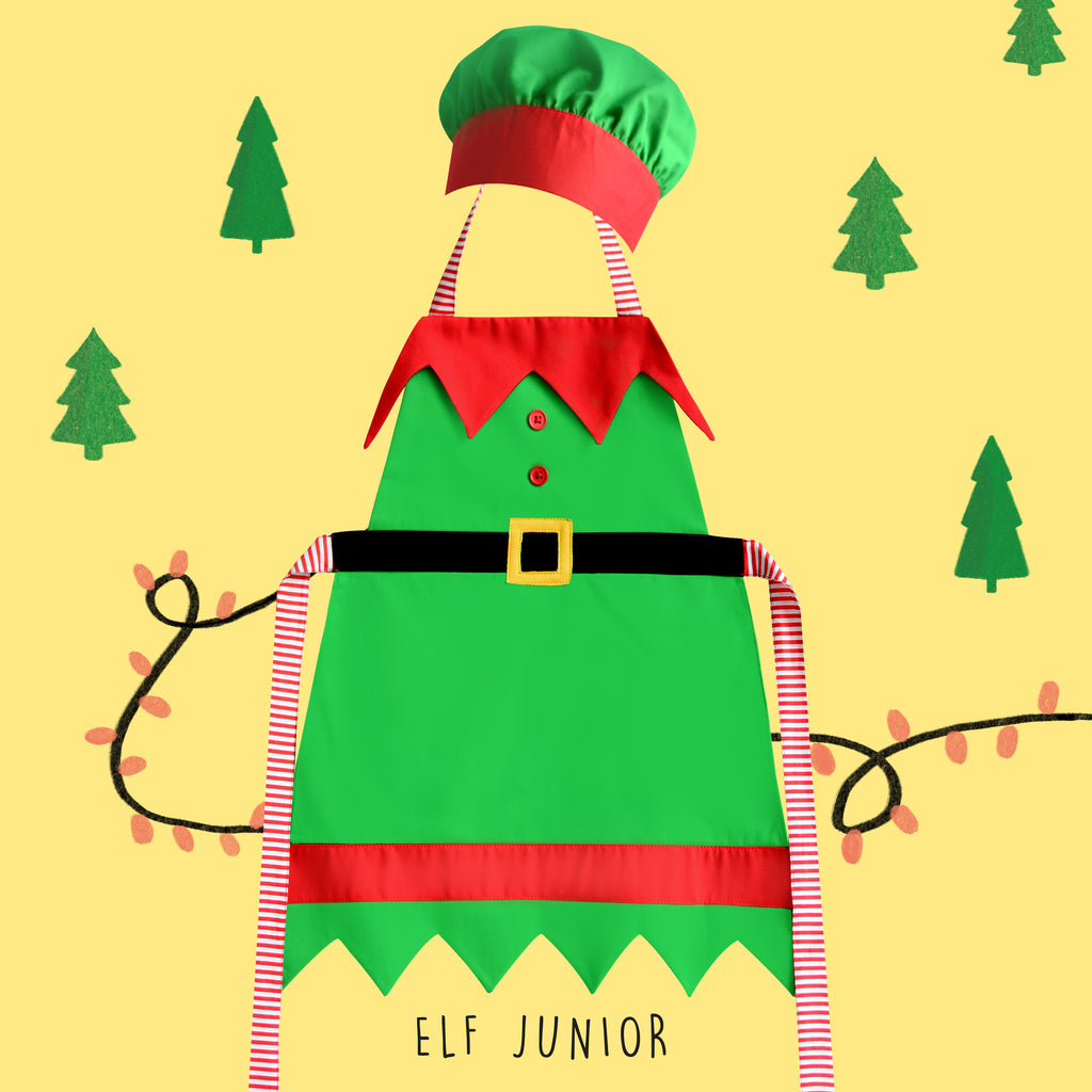 *New Arrival* Petite Activity Apron - Elf Junior