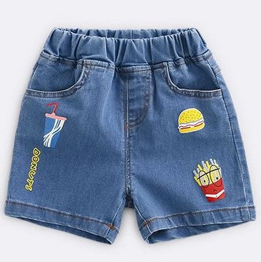 French Fry Shorts (Up to 122cm)