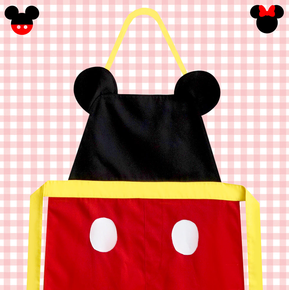 *NEW* Petite Activity Apron - Mouse Magic