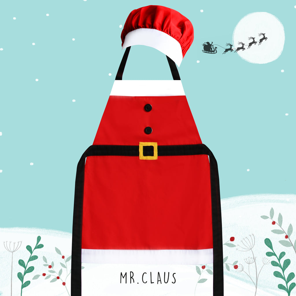 *New Arrival* Petite Activity Apron - Mr Claus