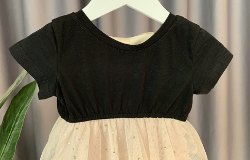 Elora Tulle Cupcake Dress (Up to 120cm)