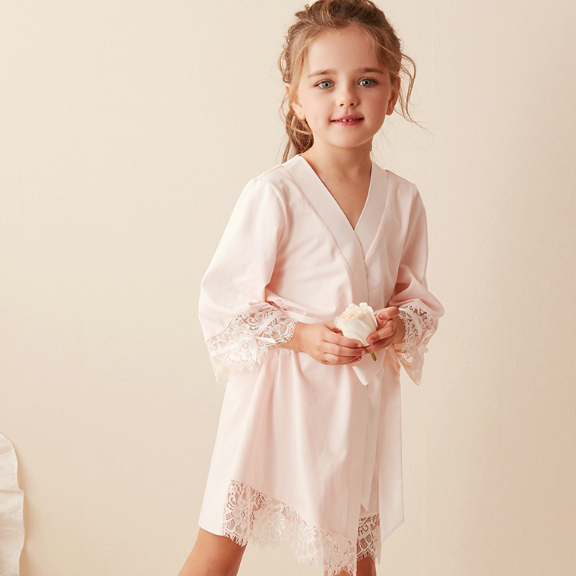 Princess Lace Robe (Up to 150cm)