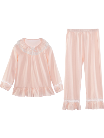 Laurie Twinning Frilled Pjyamas (up to Mama XL)