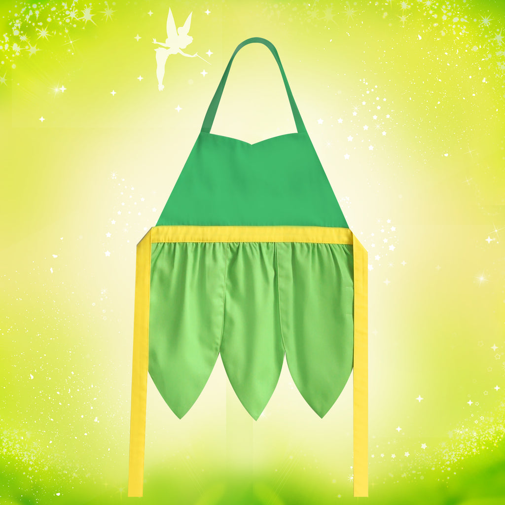 *NEW* Petite Activity Apron - Tinkerbell
