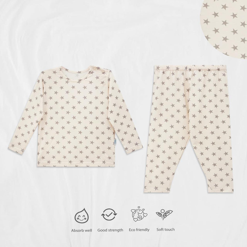 *NEW* CUDDLES Super Soft Tencel Pyjamas - Superstar