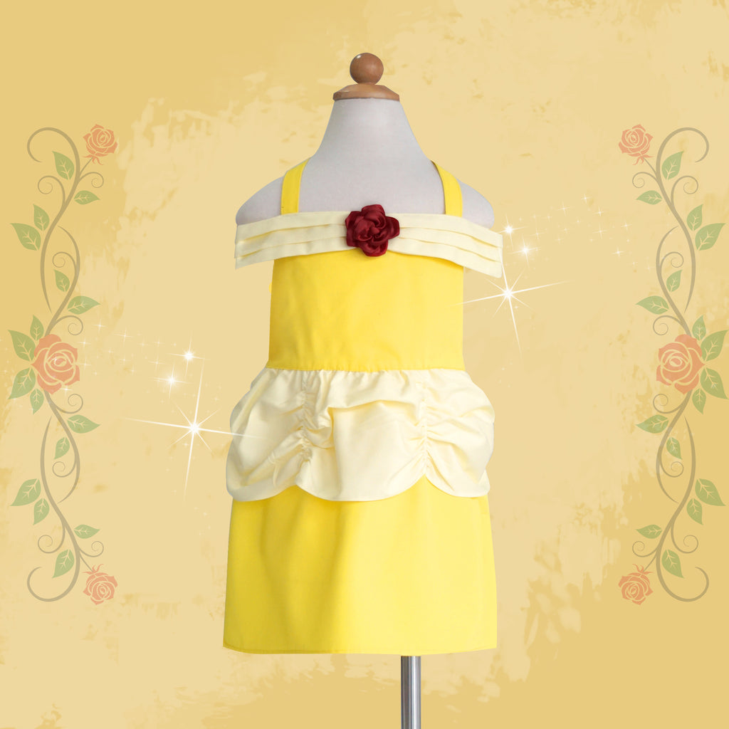 *NEW* Petite Activity Apron - Belle Rose